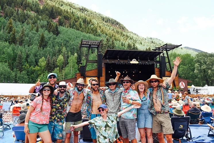 Manfaat Datang Ke Festival Musik Bluegrass