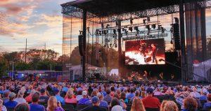 World of Bluegrass di Raleigh, Carolina Utara