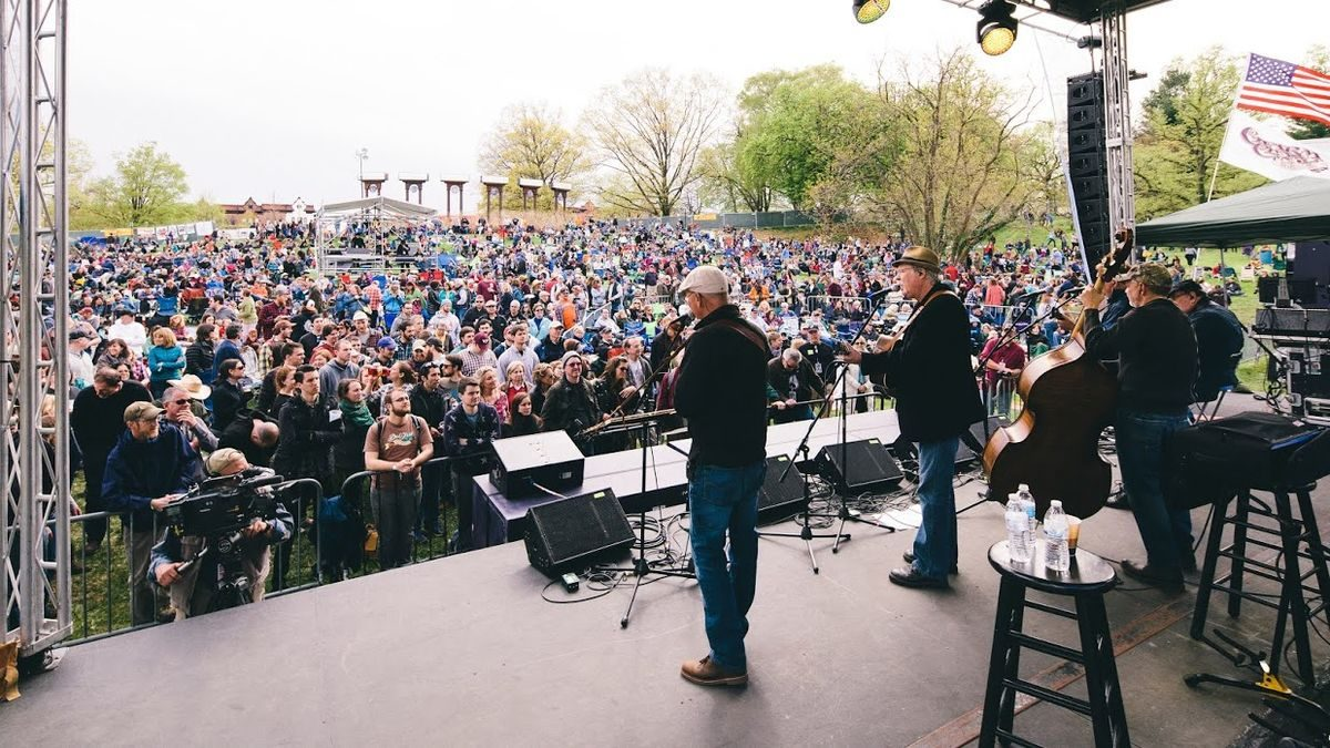 Beragam Keuntungan Menonton Festival Adam Bluegrass