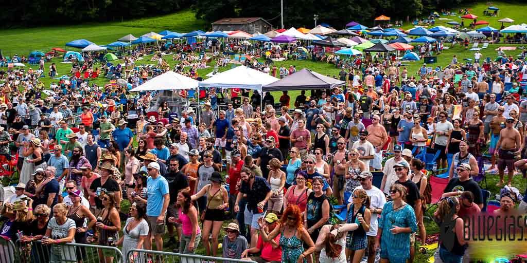 Momen yang Dirindukan Saat Menonton Festival Musik Bluegrass